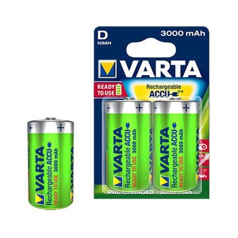 Piles rechargeables, batteries et chargeurs
