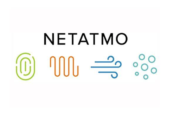 Objets connectés NETATMO