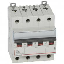Disjoncteurs tétrapolaire